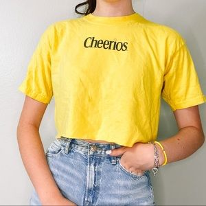 cheerios graphic tee